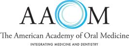 American Academy of Oral Medicine logo