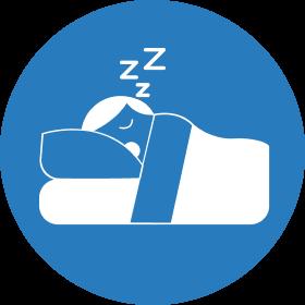 snoring treatment icon